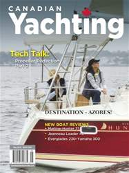 Canadian Yachting issue May 2016