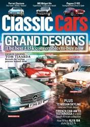 Classic Cars issue June 2016