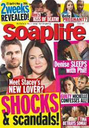 Soaplife issue 23rd April 2016