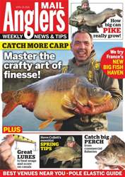 Anglers Mail issue 19th April 2016