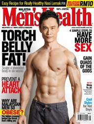 Men's Health Malaysia issue May 2016