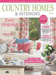 Country Homes & Interiors issue June 2016