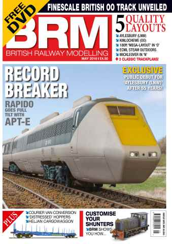 British Railway Modelling issue May 2016