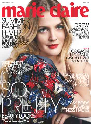 Marie Claire issue June 2016