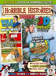 Horrible Histories issue Issue 46