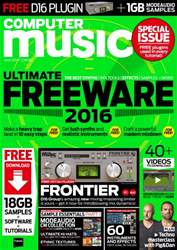 Computer Music issue June 2016