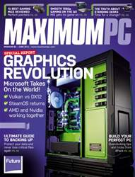 Maximum PC issue June 2016