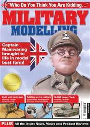 Military Modelling Magazine issue Vol. 46 No 5