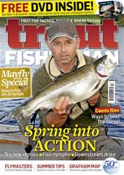 Trout Fisherman issue Issue 483