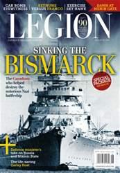 Legion issue May/June 2016