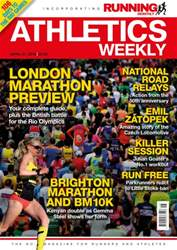 Athletics Weekly issue 21/04/2016