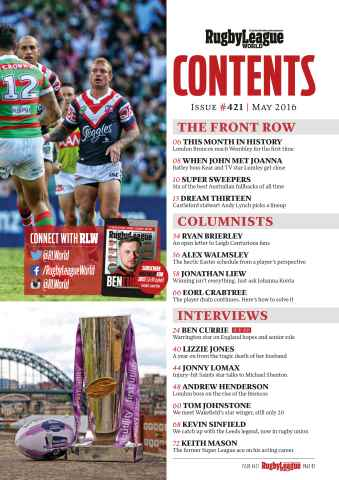 Rugby League World Preview 5