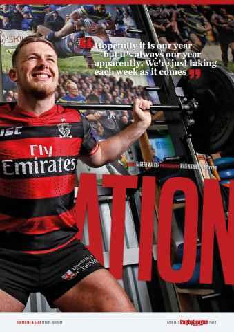 Rugby League World Preview 25