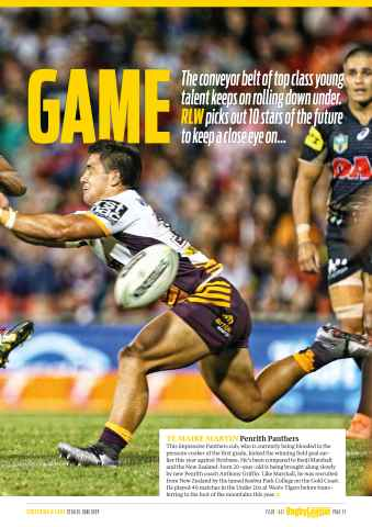 Rugby League World Preview 53