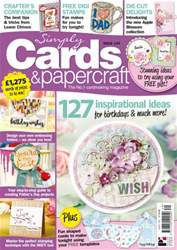 Simply Cards & Papercraft issue 149