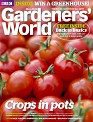 Gardeners' World issue May 2016