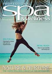 Professional Spa & Wellness issue PSW May 2016