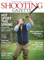 Shooting Gazette issue May 2016