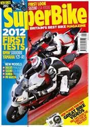 Superbike Magazine issue January 2012