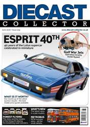 Diecast Collector issue June 2016