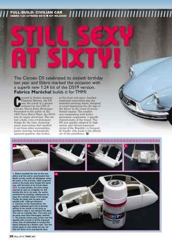 Tamiya Model Magazine Preview 26
