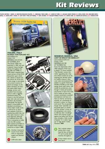 Tamiya Model Magazine Preview 51