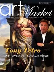 Art Market Magazine issue #24 April 2016