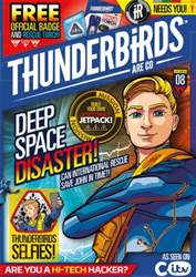 Thunderbirds Are Go issue Issue 8
