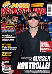 Power-Wrestling issue Mai 2016