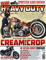 Heavy Duty issue May/June 2016