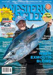 Western Angler issue June/July 2016