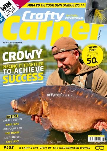 Crafty Carper issue Crafty Carper May 2016