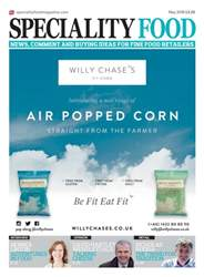 Speciality Food issue May-16