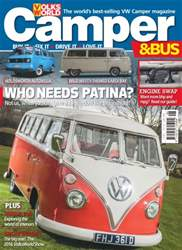 VW Camper issue June 2016