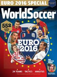 World Soccer issue Euro 2016 Special