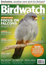 Birdwatch Magazine issue May 2016