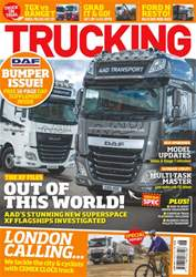 Trucking Magazine issue No. 390 Out Of This World