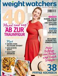 Weight Watchers Germany issue Juni/Juli 2016