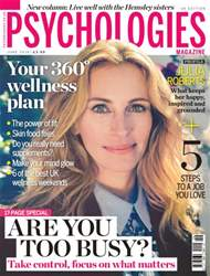 Psychologies issue No. 129 Are You Too Busy?