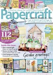 Papercraft Inspirations issue June 2016