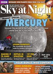 BBC Sky at Night Magazine issue May 2016