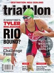 Triathlon Magazine Canada issue Volume 11 issue 3