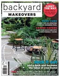 Backyard & Garden Design Ideas issue Makeovers #5 2015