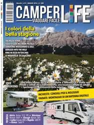 CAMPER LIFE issue Camperlife_maggio 2016: I colori della bella stagione