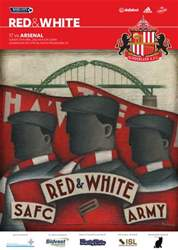 Sunderland FC issue Sunderland AFC v Arsenal