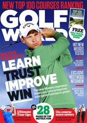 Golf World issue July 2016