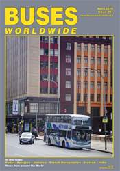 Buses Worldwide issue Issue 201 Spring 2016