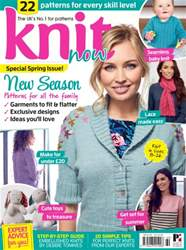 Knit Now issue 60