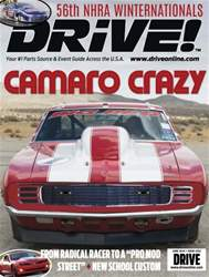 Drive issue June 2016