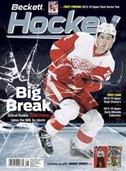 Beckett Hockey issue May 2016